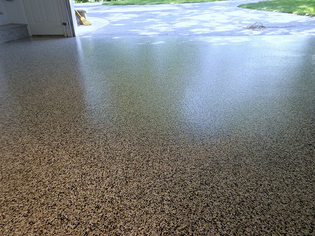 Epoxy Flake Flooring Kuna, Idaho | Xtreme Epoxy