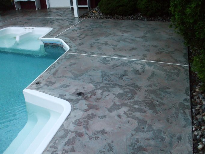 Tuscan Slate Concrete Treasure Valley, Idaho | Xtreme Epoxy