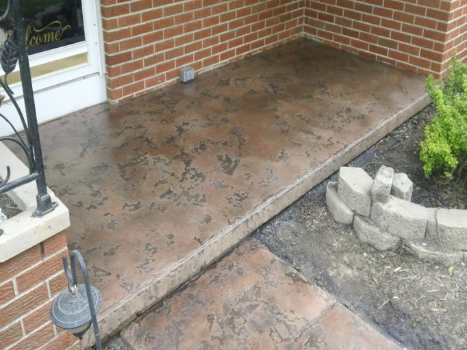 Stamped Concrete Overlays Middletown, Idaho | Xtreme Epoxy