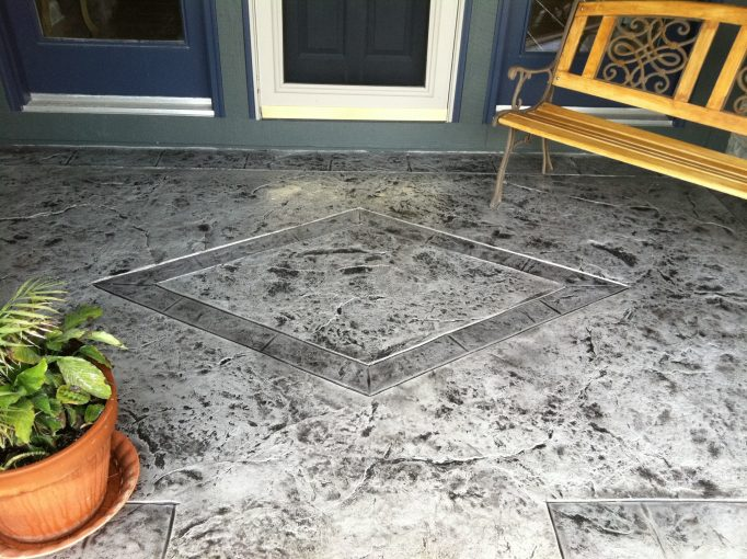 Stamped Concrete Overlays Eagle, Idaho | Xtreme Epoxy