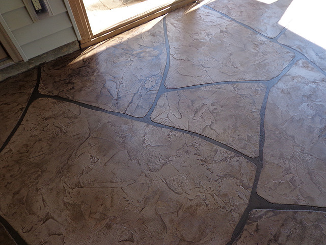 Grand Flagstone Concrete Middletown, Idaho | Xtreme Epoxy