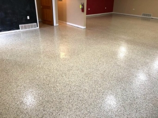 Epoxy Flake Flooring | Boise Idaho