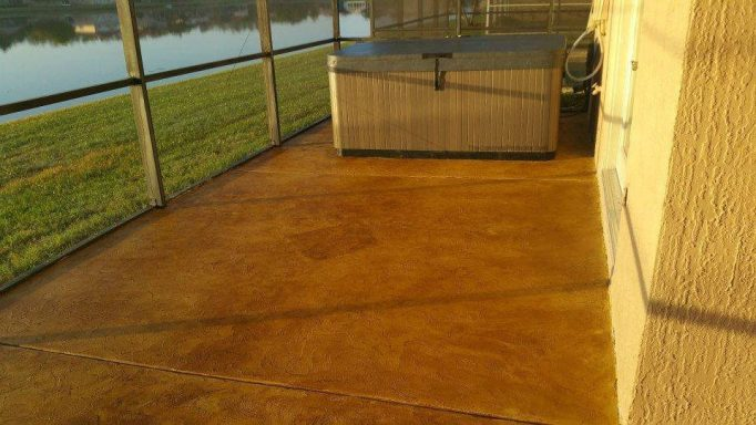 Stained Concrete Boise, Idaho | Xtreme Epoxy